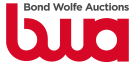 Bond Wolfe Auctions logo