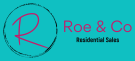 Roe & Co Residential Sales, Bolton branch logo