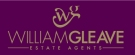 William Gleave Estate Agents, Buckley logo