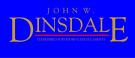 John W Dinsdale, Burnley logo
