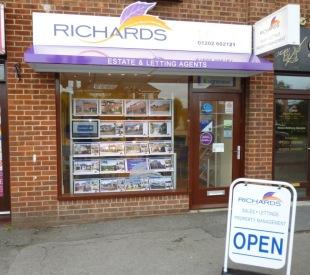 Richards Estate Agents, Wimbornebranch details