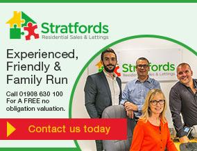 Get brand editions for Stratfords Property Services, Milton Keynes