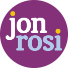 Jon Rosi Management, Reading logo