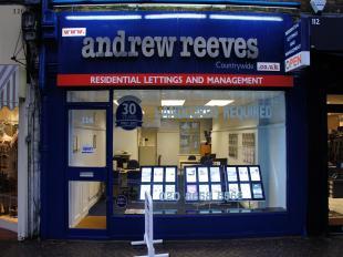 Andrew Reeves, Beckenham-Lettingsbranch details