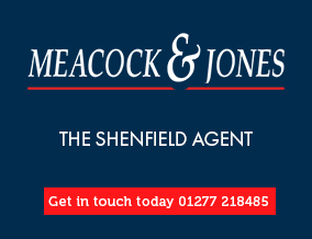 Get brand editions for Meacock & Jones, Shenfield