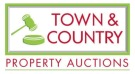 Town & Country - Auctions, Bournemouth branch logo