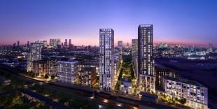 Berkeley Homes (South East London)development details