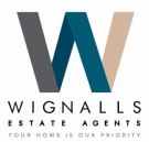 Wignalls , Edmonton branch logo
