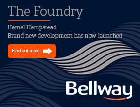 Get brand editions for Bellway Homes (North London), The Foundry