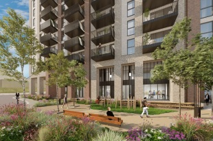Barratt Londondevelopment details