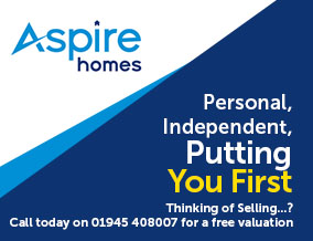 Get brand editions for Aspire Homes, Wisbech