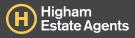 Higham Estate agents logo