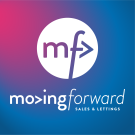 Moving Forward, Nationwide branch logo