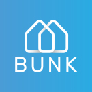 Bunk,   branch logo