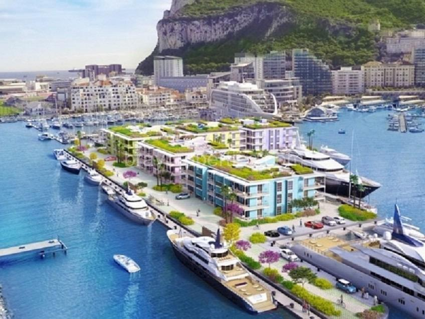 2 bed new Apartment for sale in Ocean Village Marina...