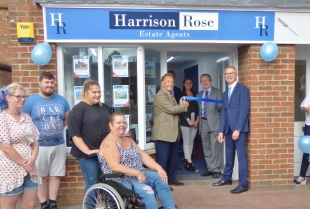 Harrison Rose Estate Agents, Spaldingbranch details