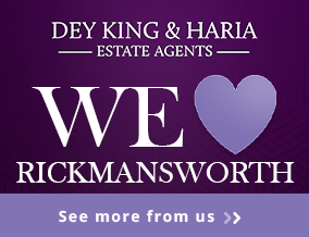 Get brand editions for Dey King and Haria Estate Agents, Rickmansworth