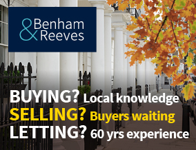 Get brand editions for Benham & Reeves, Beaufort Park Colindale - Sales