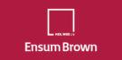 Ensum Brown logo