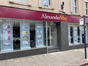 Alexander May, Southvillebranch details