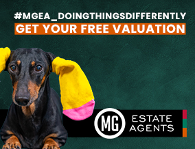 Get brand editions for MG Estate Agents Ltd, Whitchurch