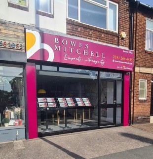 Bowes Mitchell, Bentonbranch details