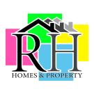 RH Homes & Property logo