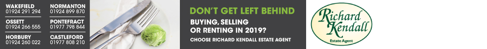 Get brand editions for Richard Kendall, Ossett