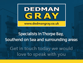 Get brand editions for Dedman Gray, Thorpe Bay