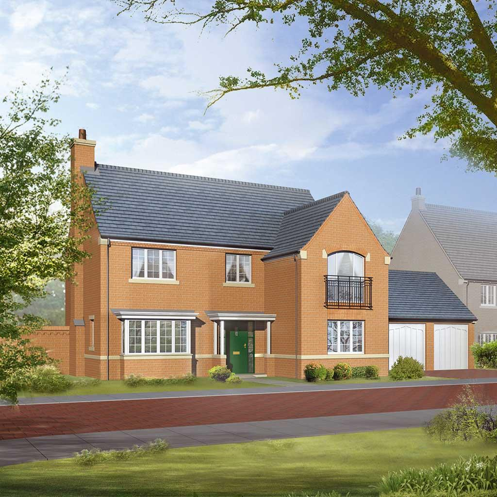 4 Bedroom Detached House For Sale 44266911: 4 Bedroom Detached House For Sale In Burnaston Way