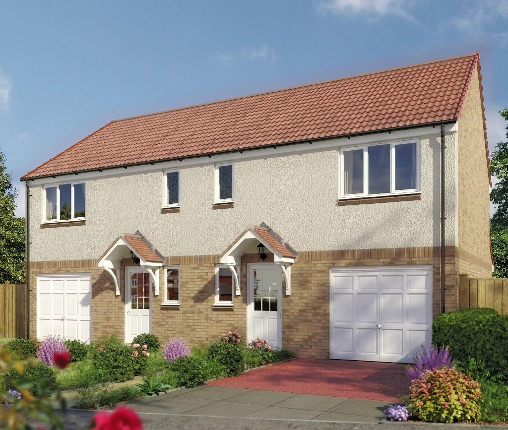 3 Bedroom Semi-detached House For Sale In Persimmon Homes