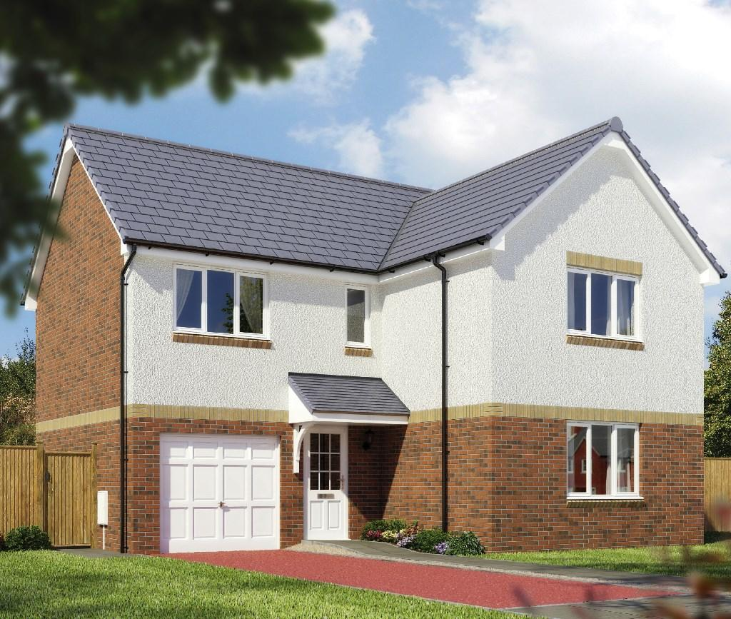 4 Bedroom Detached House For Sale In Persimmon Homes