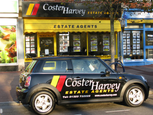 Coster Harvey, Eastbournebranch details