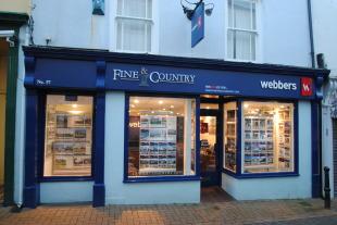 Webbers Property Services, Bidefordbranch details