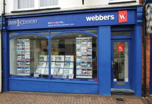 Webbers Property Services, Budebranch details