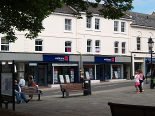 Webbers Property Services, Mineheadbranch details