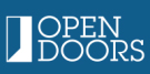 Open Doors, Buckingham branch logo