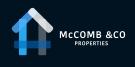 McComb & Co Properties, Powered by Keller Williams logo