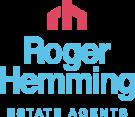Roger Hemming Estate Agents, Honiton branch logo