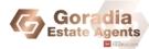Goradia Estate Agents, Powered by Keller Williams logo