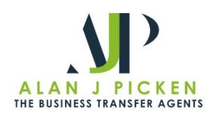 Alan J Picken, Ilkleybranch details