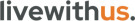 livewithus logo