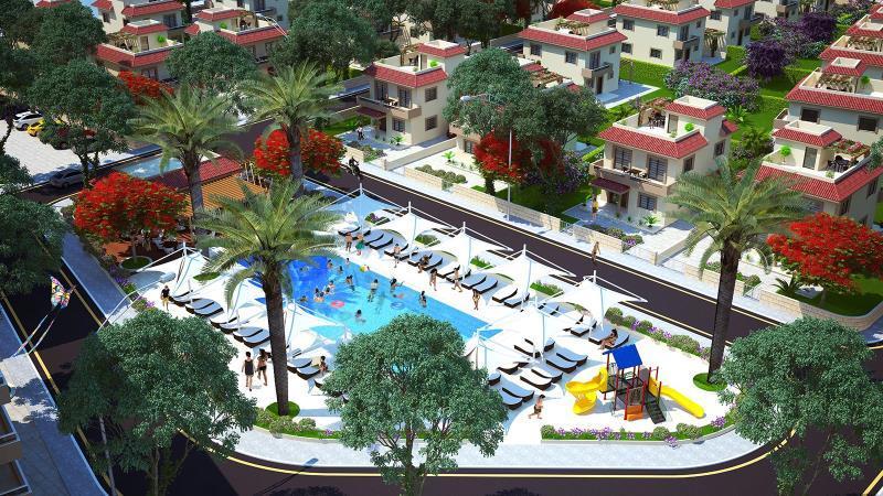 new development in Iskele, Famagusta