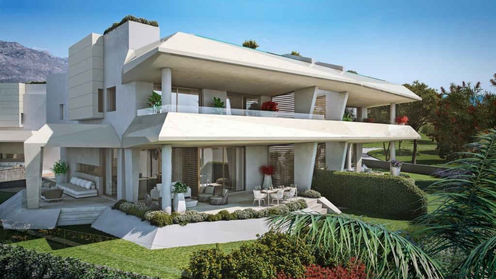 Nueva Andalucia new development for sale