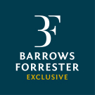Barrows & Forrester Exclusive logo