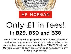 Get brand editions for A P Morgan Estate Agents, Birmingham