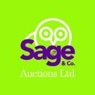 Sage & Co Auctions logo