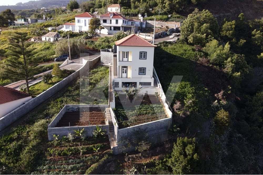 2 bedroom Villa in Madeira, Ribeira Brava