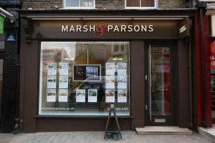 Marsh & Parsons, Kensingtonbranch details