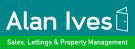 Alan Ives, London branch logo